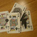 De beste kortene ble klusset til